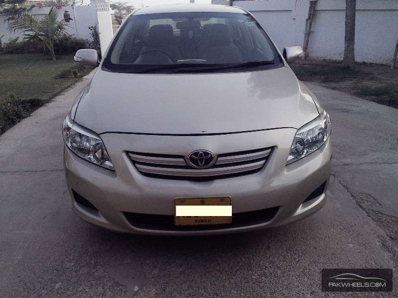 toyota corolla altis cruisetronic 1 8 2009 for sale in. Black Bedroom Furniture Sets. Home Design Ideas