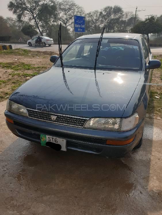 Toyota Corolla GLi 1.6 1994 Image-1