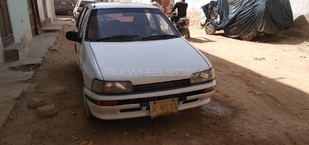 Daihatsu Charade CX 1987 Image-1