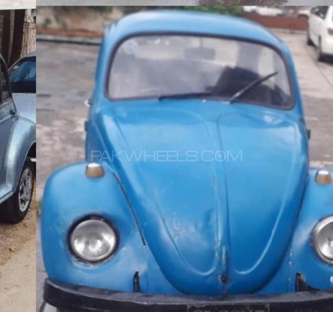 Volkswagen Beetle 1200 1970 Image-1
