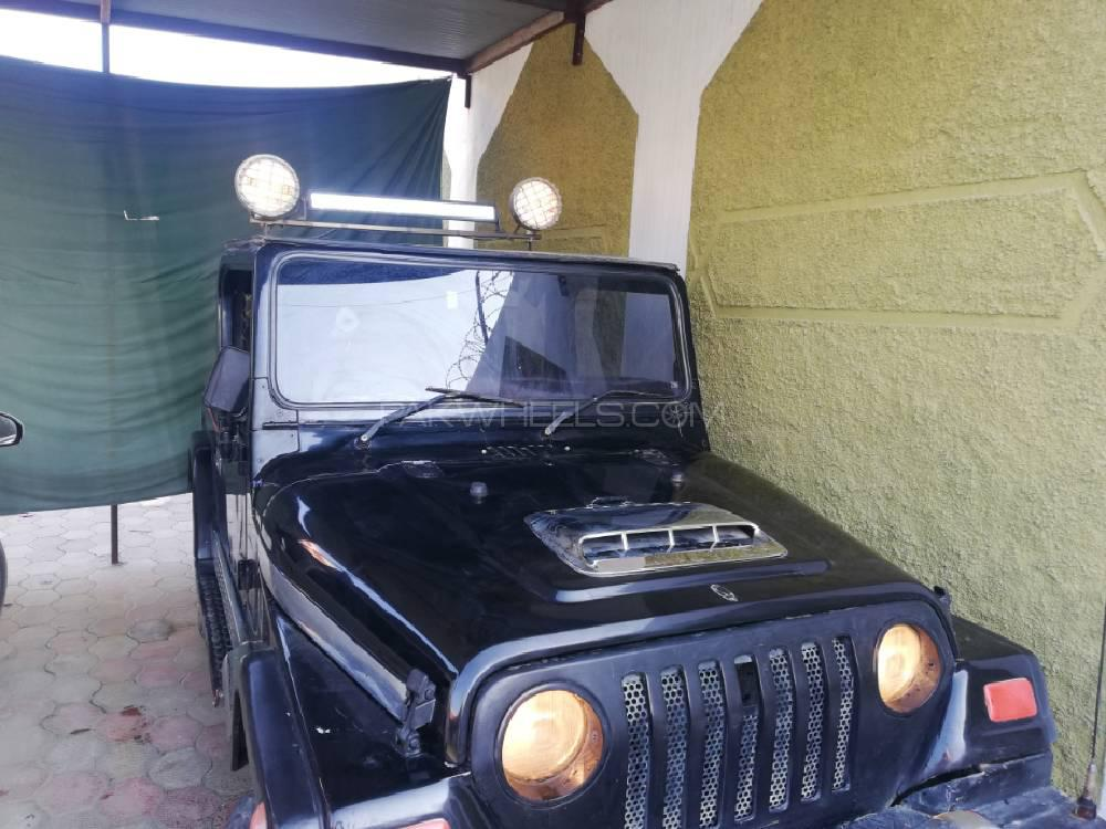 Jeep CJ 5 2.5 1979 Image-1