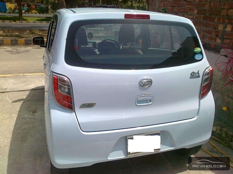 Daihatsu Mira Gino PREMIUM X 2012 Image-2