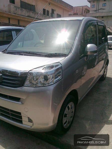 Honda Life Diva 2011 Image-4