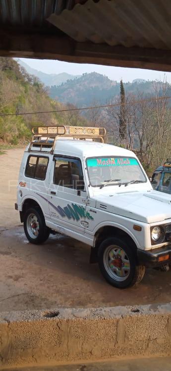 Suzuki Sj410 1995 Image-1