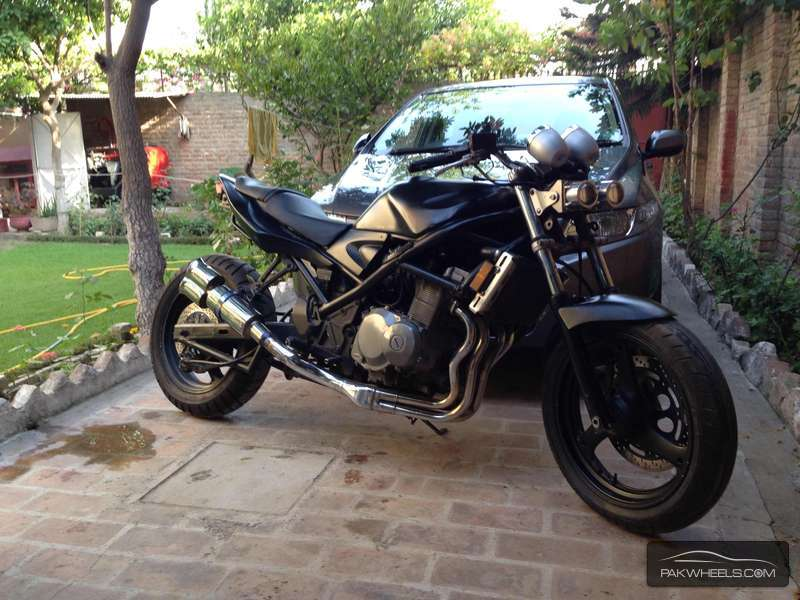 Suzuki Bandit 400 Vc Motorrad Bild Idee