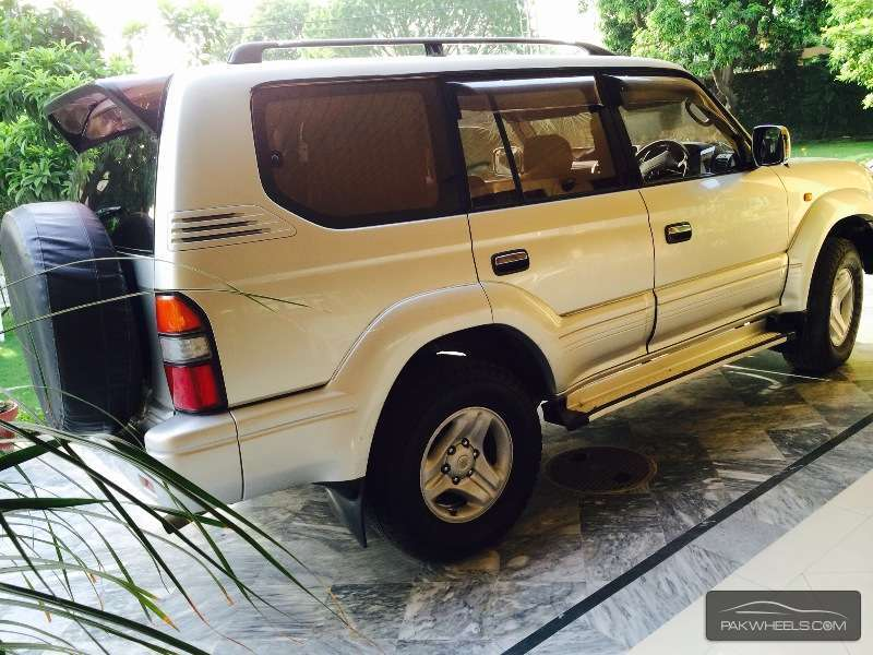 Toyota Prado 1998 For Sale In Lahore Pakwheels