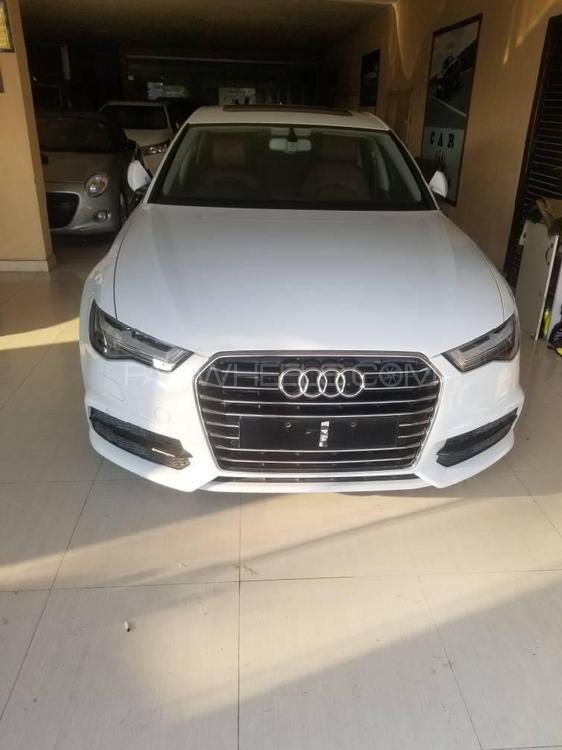 Audi A6 1.8 TFSI Business Class Edition 2018 Image-1