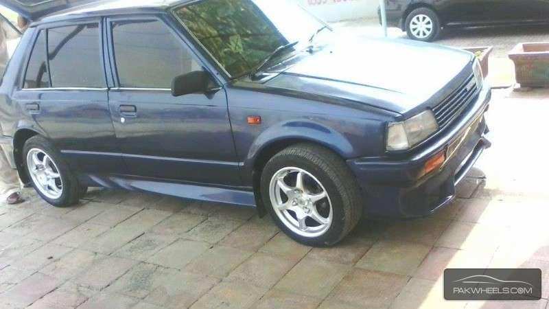 Used Daihatsu Charade Detomaso 1986 Car For Sale In Lahore