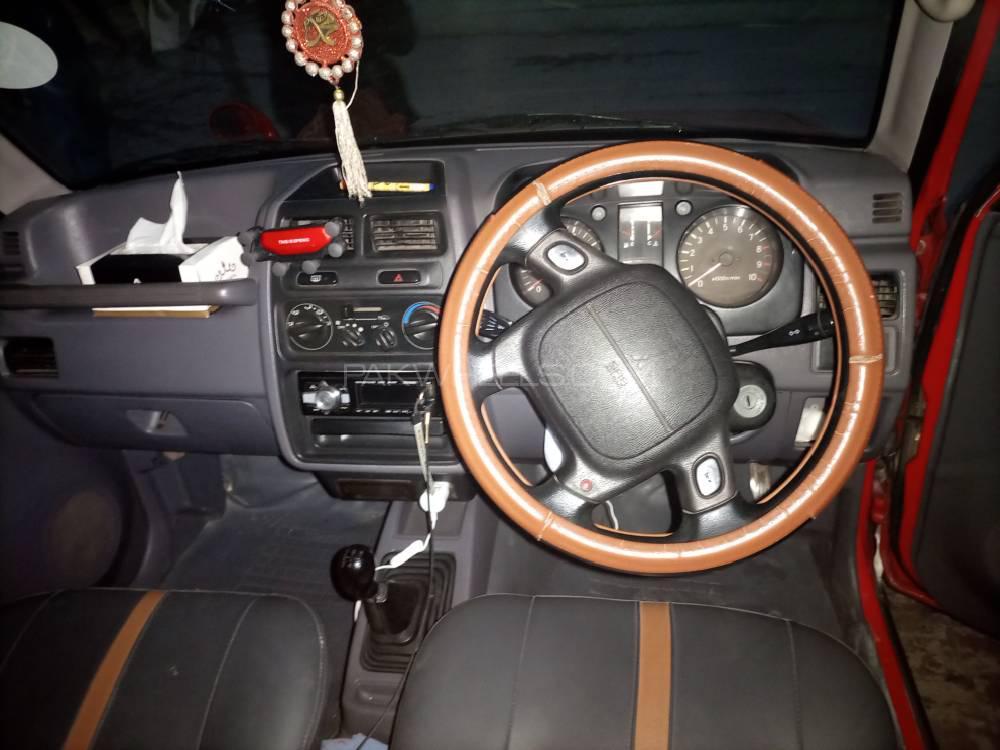 Mitsubishi Pajero Mini 2007 Image-1