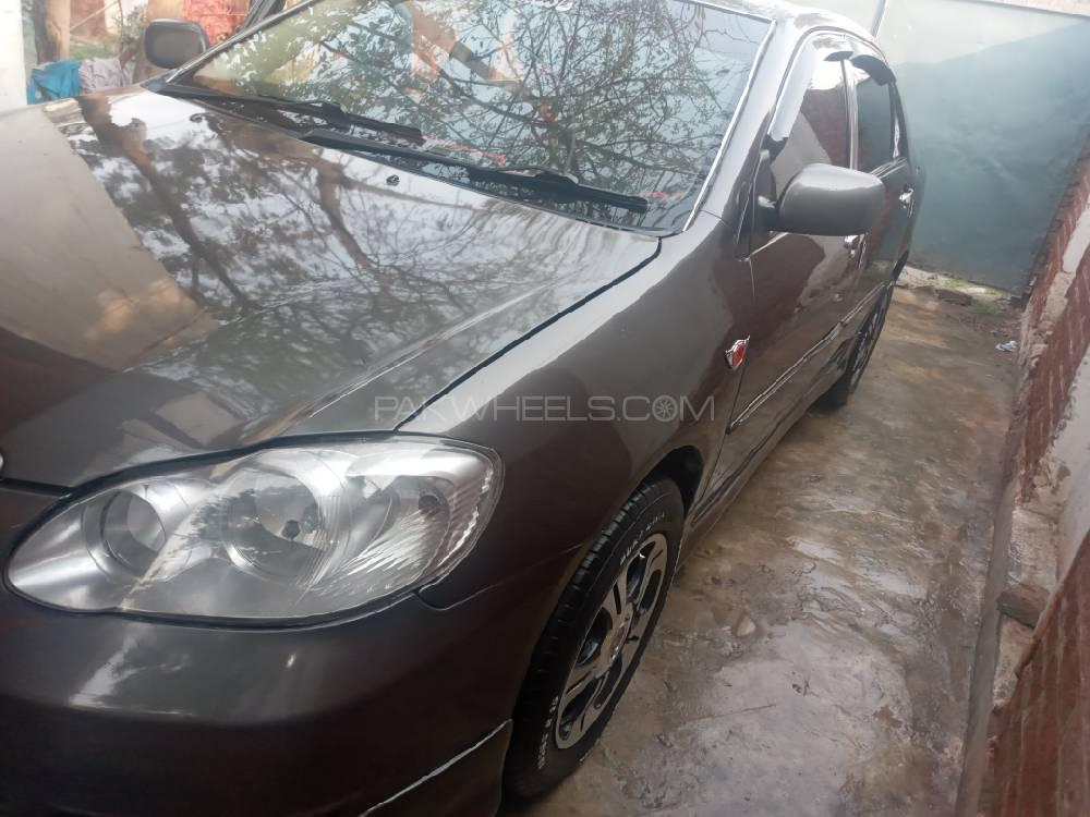 Toyota Corolla 2.0D Special Edition 2008 Image-1