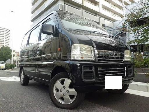 Suzuki Every Wagon JP 2002 Image-1