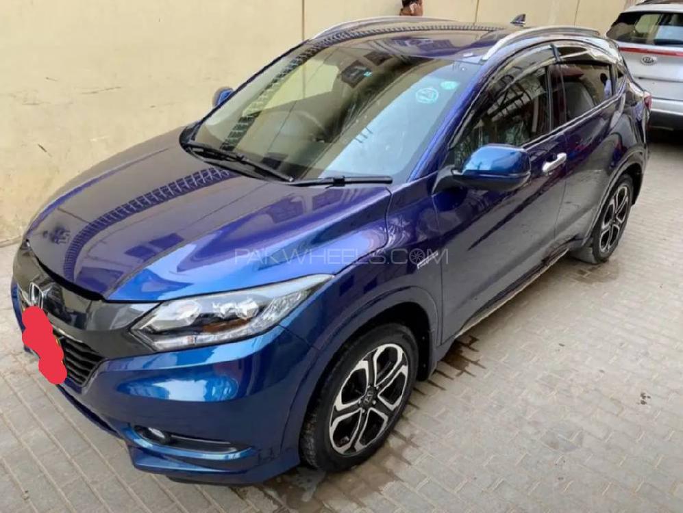 Honda Vezel Hybrid X 2019 Image-1