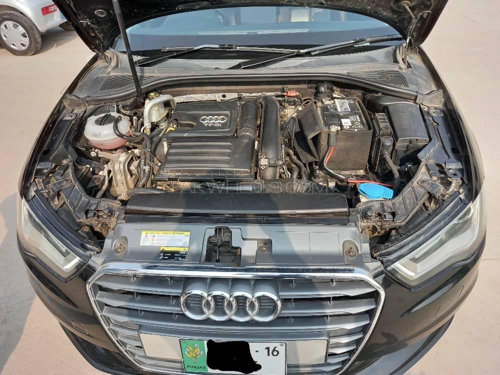 Audi A3 1.2 TFSI Exclusive Line 2016 Image-1