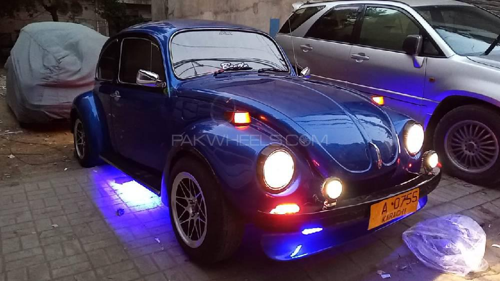 Volkswagen Beetle 1500 1971 Image-1