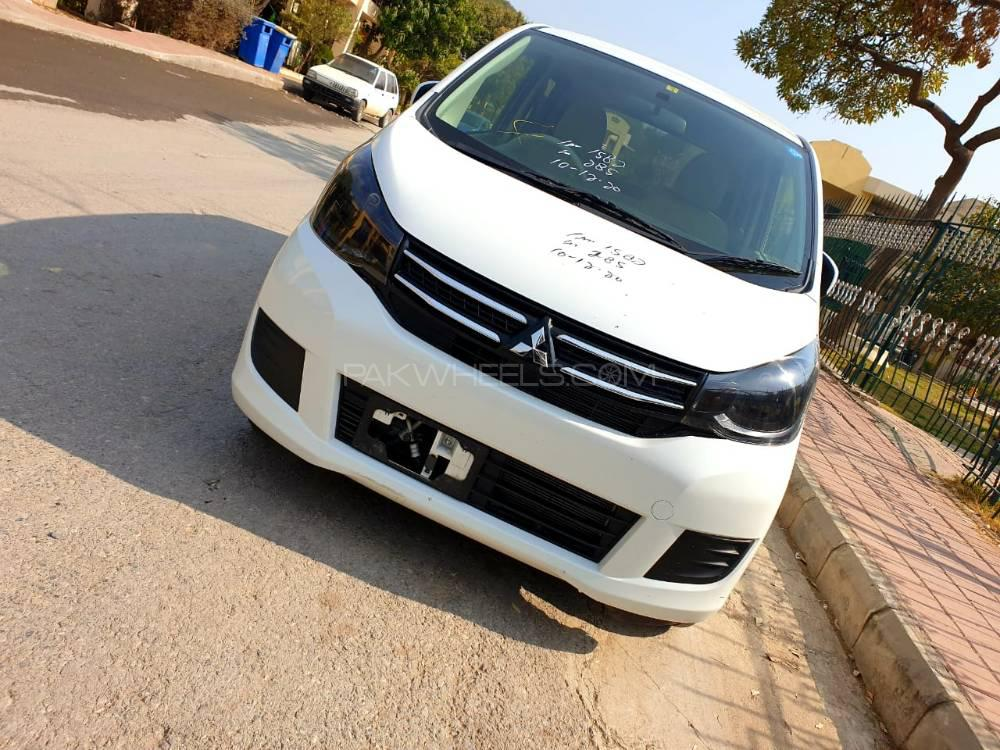 Mitsubishi Ek Wagon G 2017 Image-1
