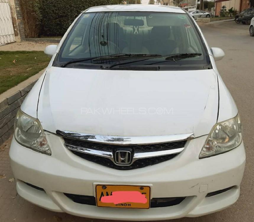 Honda City i-DSI Vario 2006 Image-1