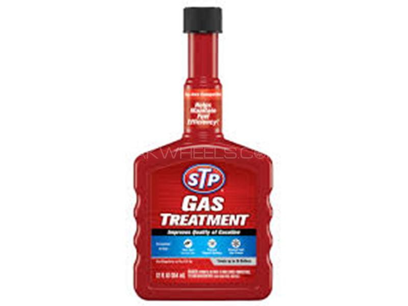 STP Gas Treatment Fuel Additives - 354ml in Karachi