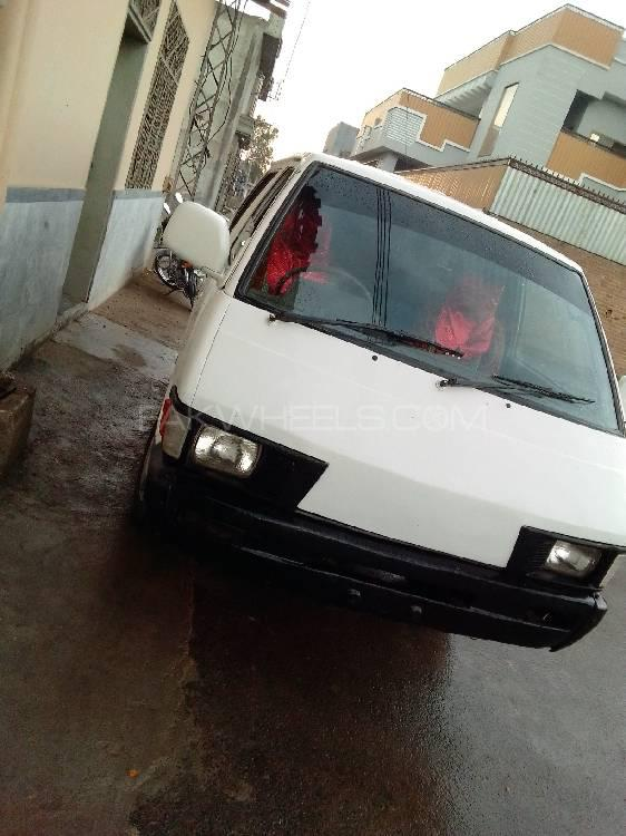 Toyota Town Ace 1986 Image-1