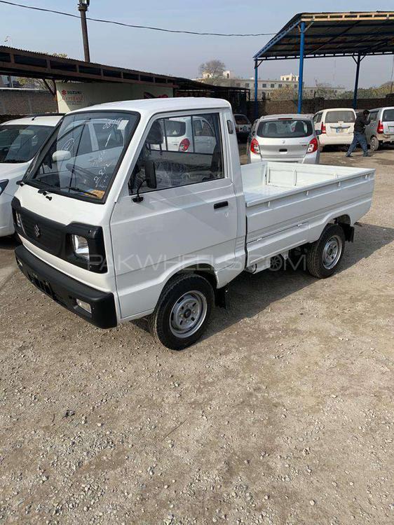Suzuki Ravi Euro ll 2021 Image-1