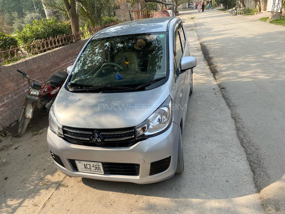 Mitsubishi Ek Wagon G Safety Plus Edition 2016 Image-1