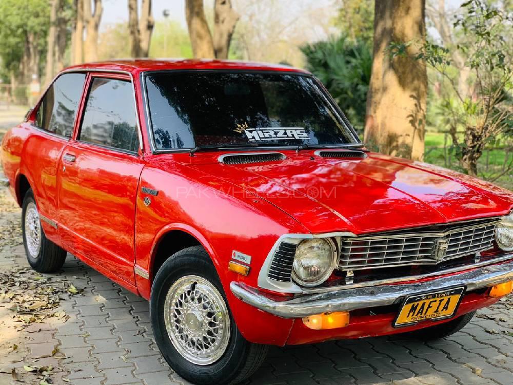 Toyota Corolla X 1.3 1974 Image-1
