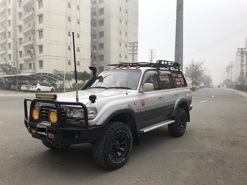 Toyota Land Cruiser VX Limited 4.2D 1995 Image-1
