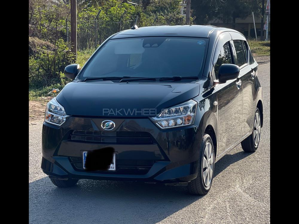 Daihatsu Mira G Smart Drive Package 2017 Image-1