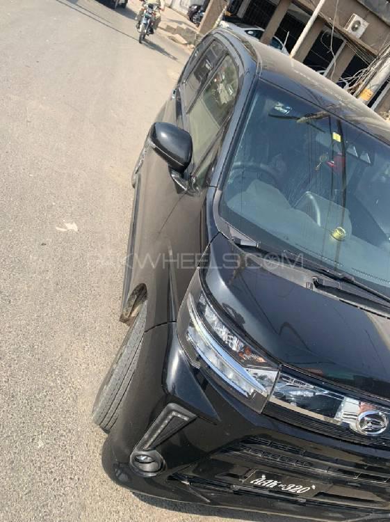 Daihatsu Move Custom RS SA 2019 Image-1
