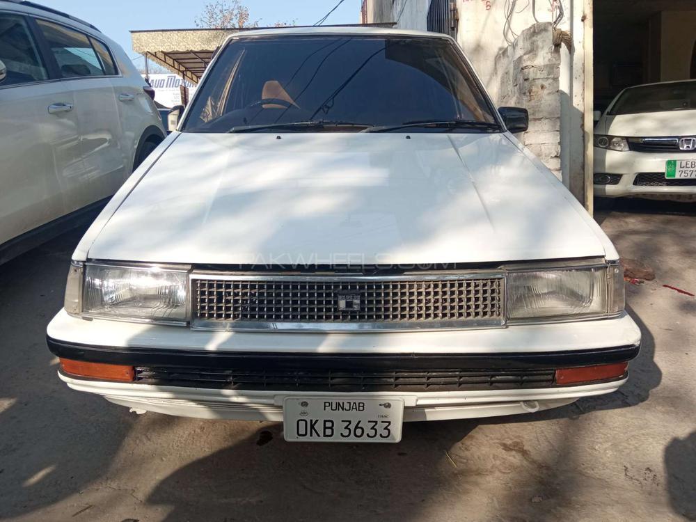 Toyota Corolla GL Saloon 1987 Image-1