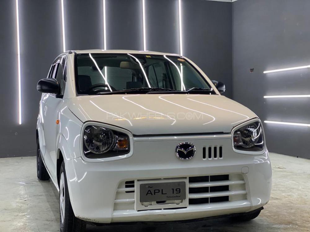 Mazda Carol GS 2015 Image-1