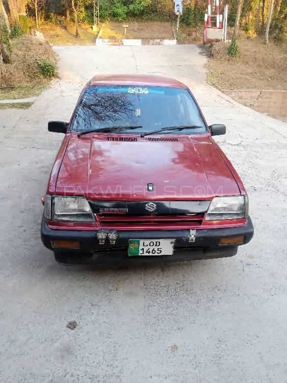 Suzuki Khyber GA 1987 Image-1