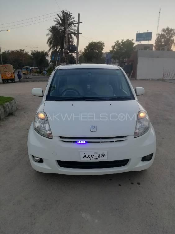 Toyota Passo X F Package 2008 Image-1