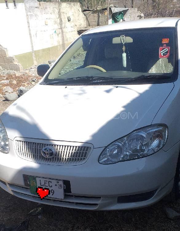 Toyota Corolla XLi VVTi 2008 Image-1