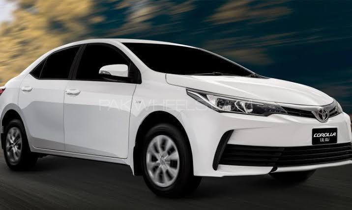 Toyota Corolla GLi 1.3 VVTi Special Edition 2020 Image-1