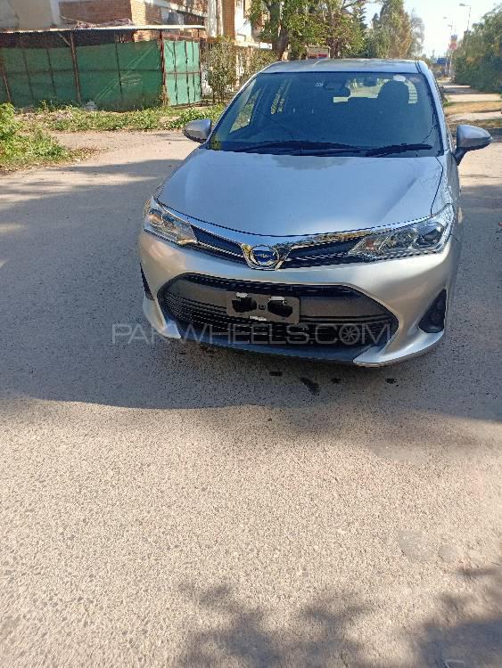 Toyota Corolla Fielder Hybrid G 2019 Image-1