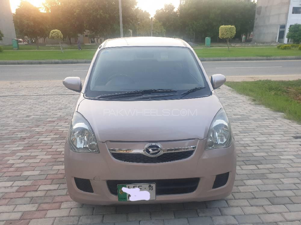 Daihatsu Mira X Limited Smart Drive Package 2013 Image-1
