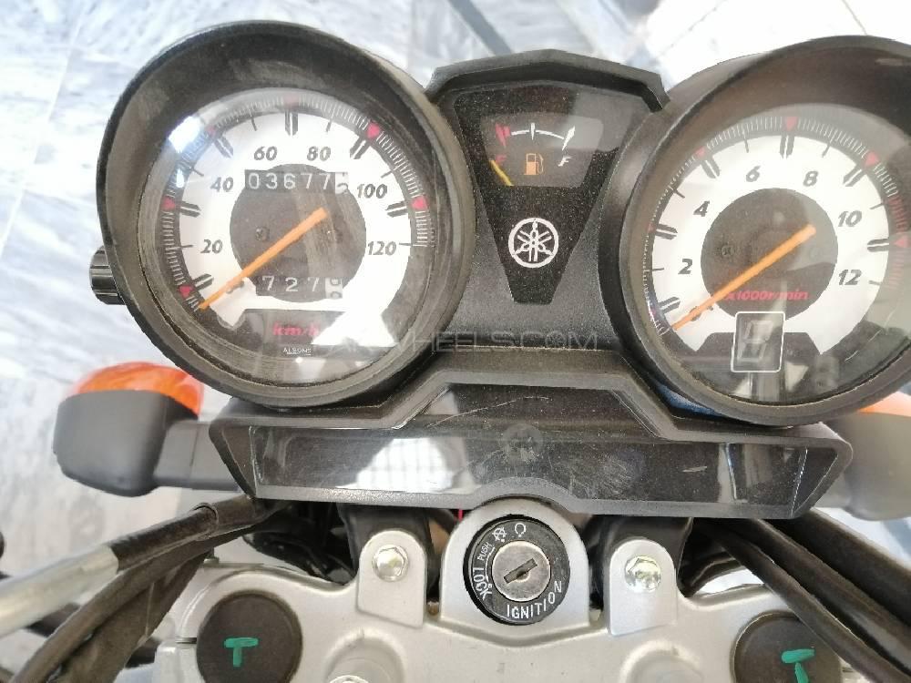 Yamaha YB 125Z-DX 2021 Image-1