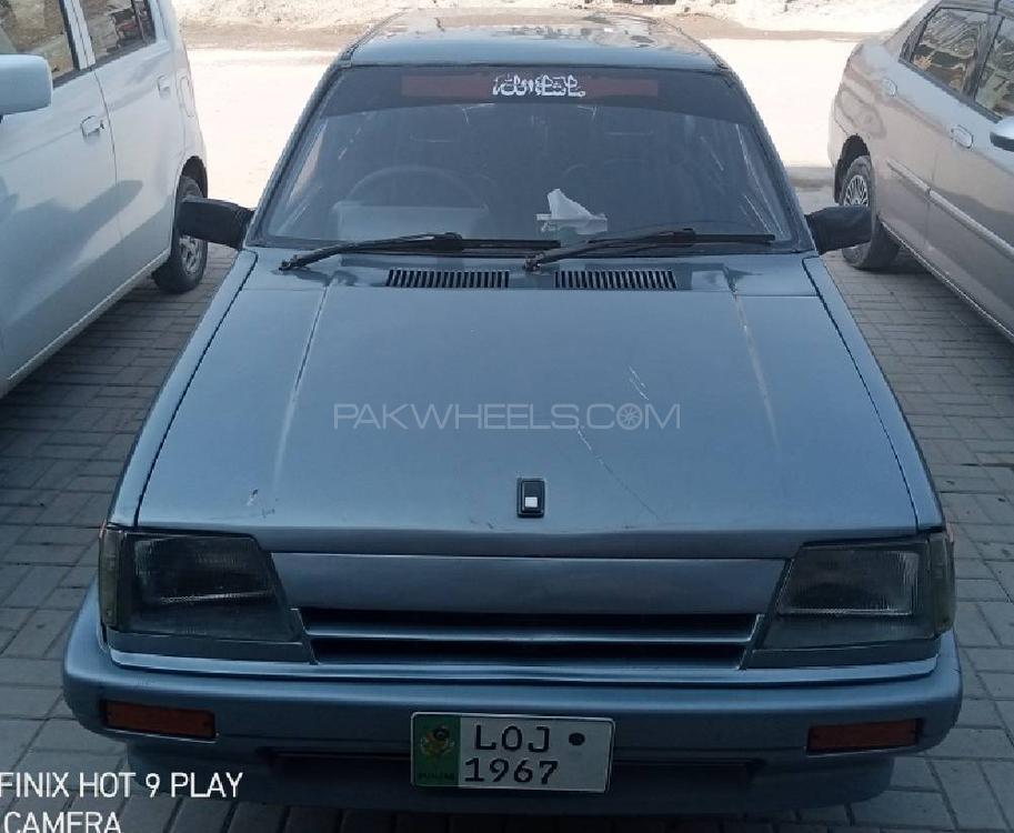 سوزوکی  خیبر GA 1992 Image-1