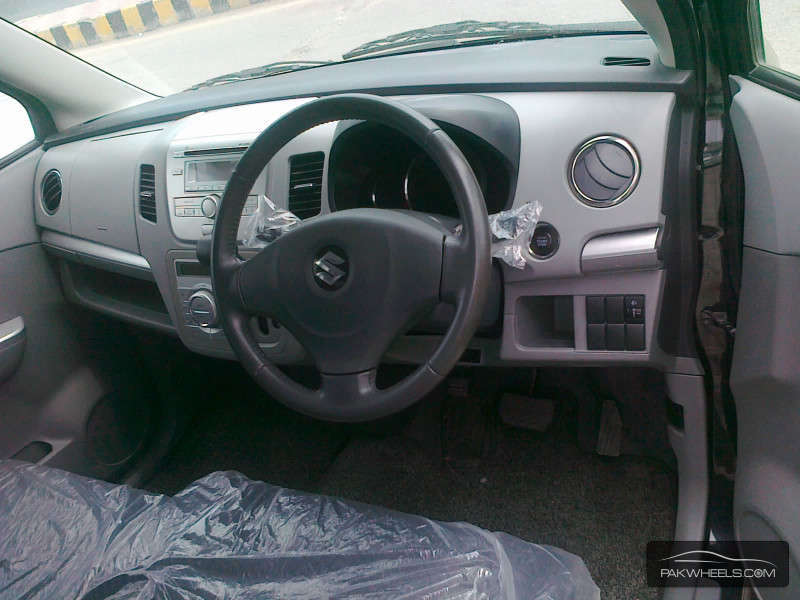 Suzuki Wagon R Limited 2010 Image-4