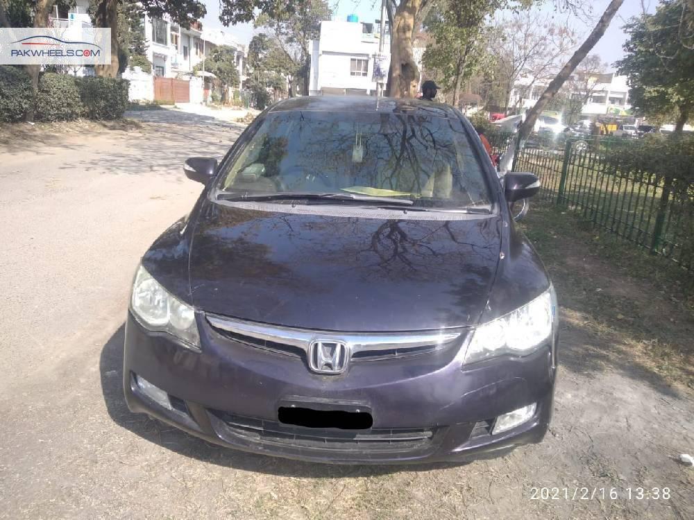 Honda Civic 2007 Image-1