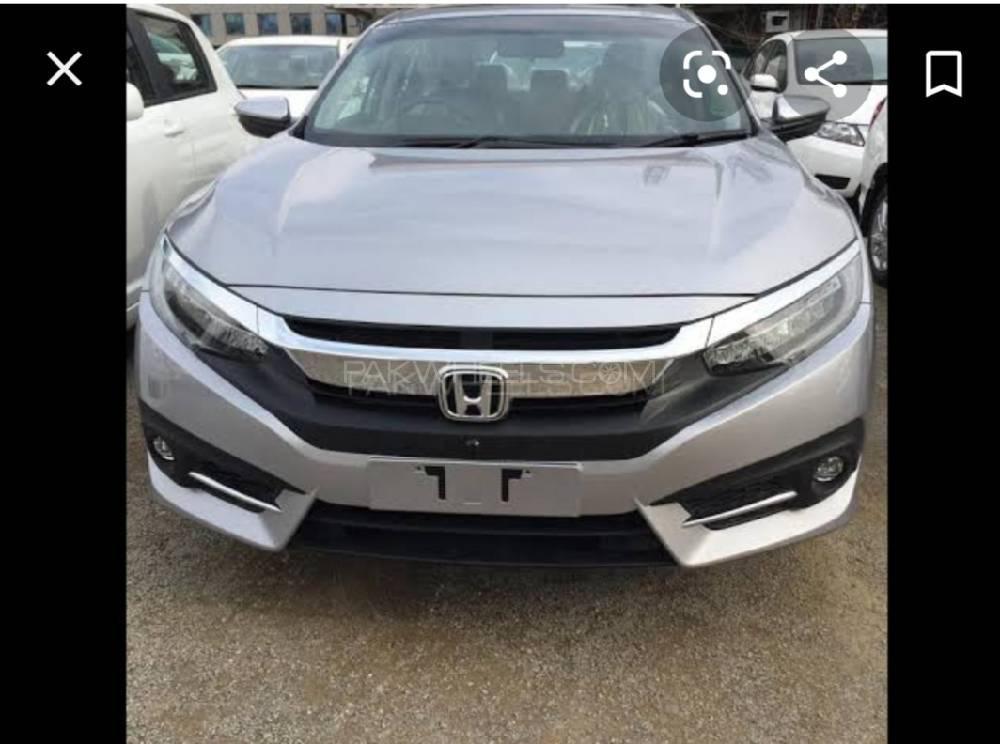 Honda Civic Oriel 1.8 i-VTEC CVT 2021 Image-1