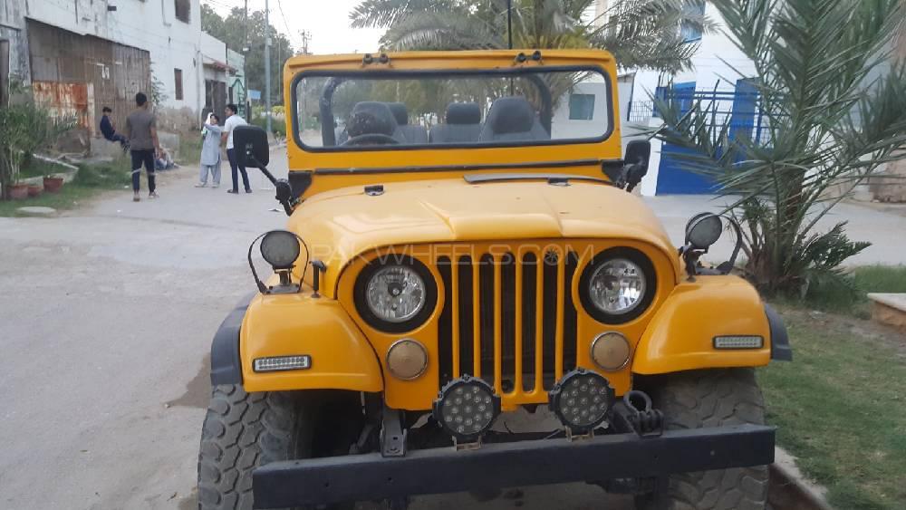 Jeep CJ 5 1968 Image-1