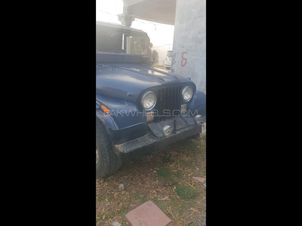 Jeep CJ 5 2.5 1977 Image-1