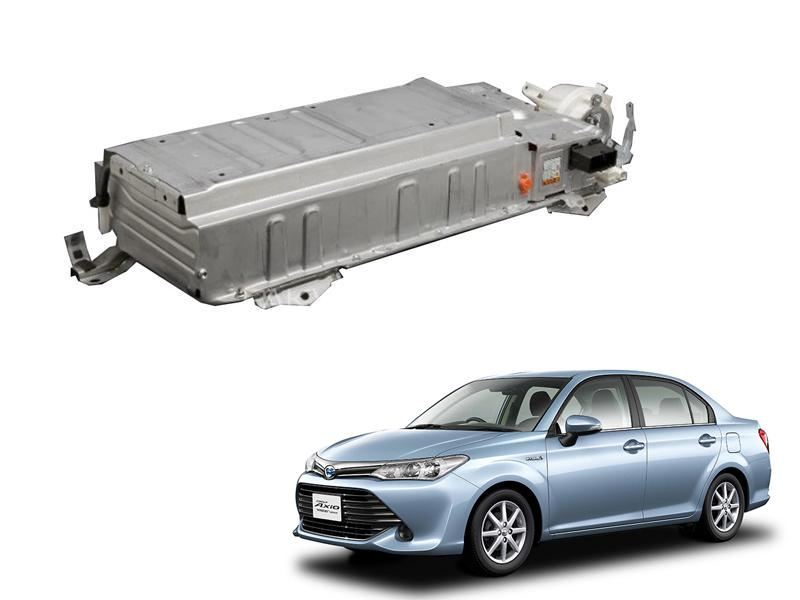 Toyota Axio Hybrid Battery Unit in Lahore