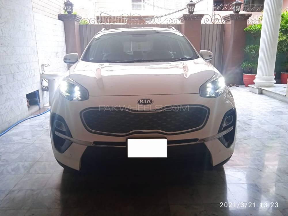 کِیا موٹرز اسپورٹیج AWD 2020 Image-1