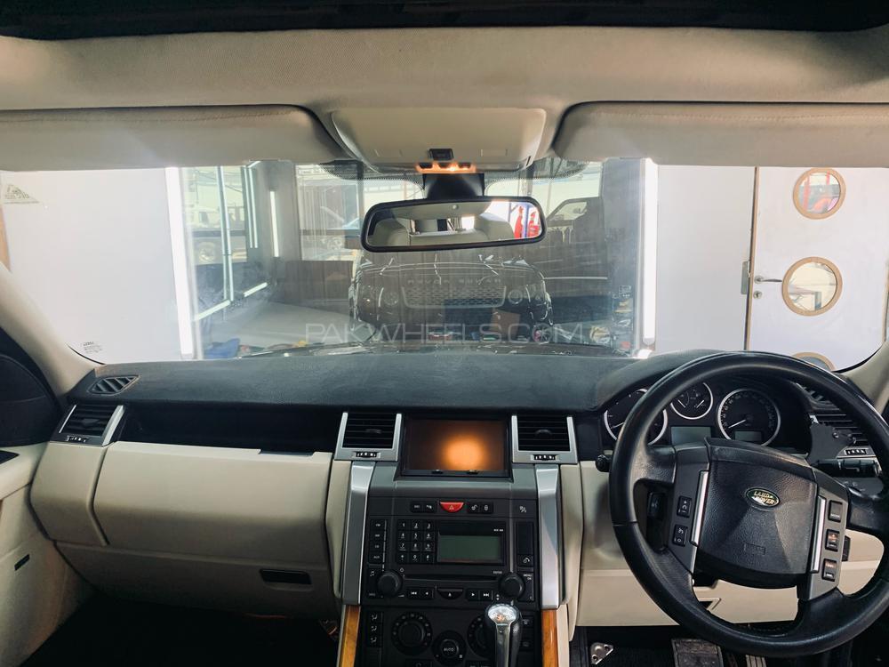 Range Rover Sport 3.0 TDV6  2007 Image-1