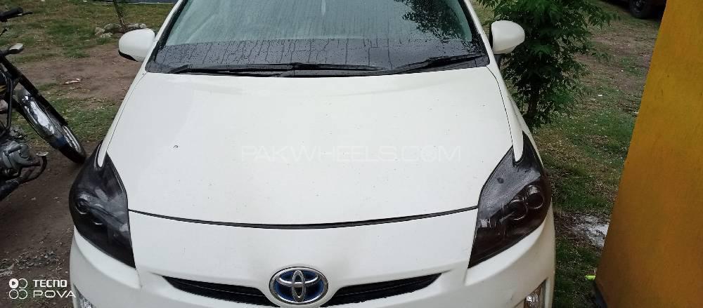 Toyota Prius S LED Edition 1.8 2010 Image-1