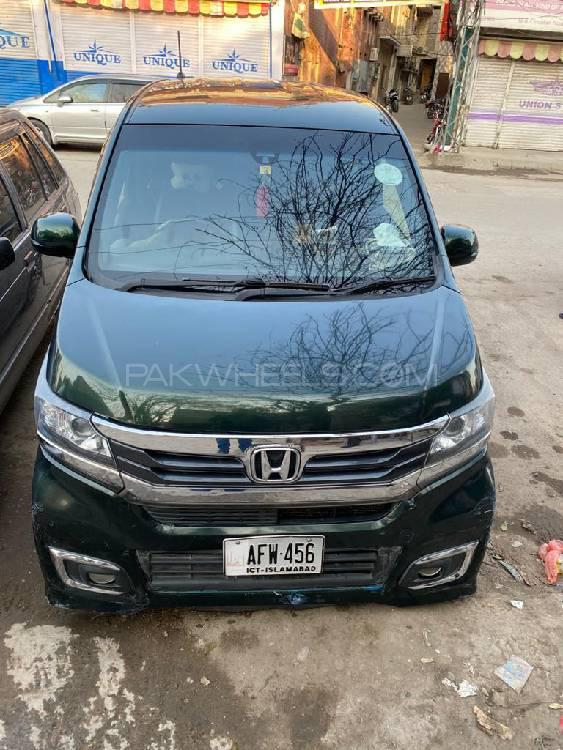 Honda N Wgn Custom G 2016 for sale in Rawalpindi   PakWheels