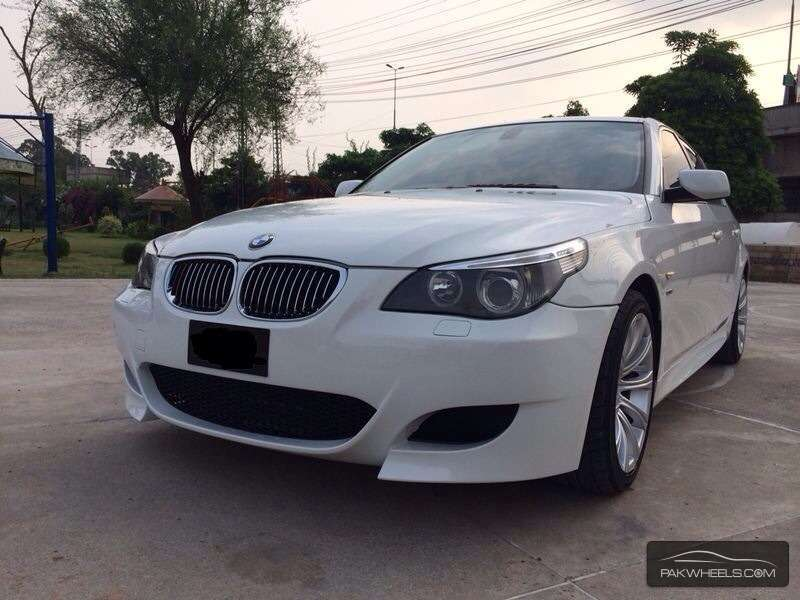 Bmw 5 Series 523i 2006 For Sale In Islamabad Pakwheels