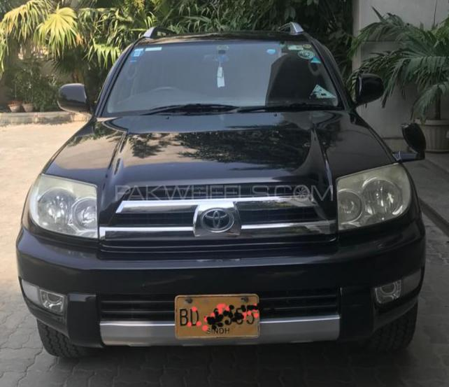 Toyota Surf SSR-X 2.7 2003 Image-1